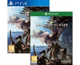 Cultura: Jeu Monster Hunter World PS4 / Xbox One à 29,90€