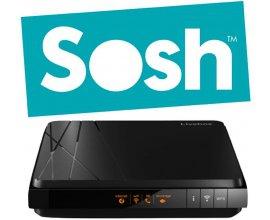 Sosh: Abonnement internet Fibre Sosh sans engagement à 14,99€/mois pendant 1 an