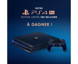 Géant Casino: Une PS4 Pro édition limitée à gagner