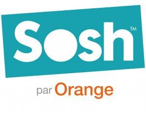 Sosh: Forfait mobile illimité + 20Go à 4,99€/mois ou 50Go à 9,99€/mois pendant 1 an