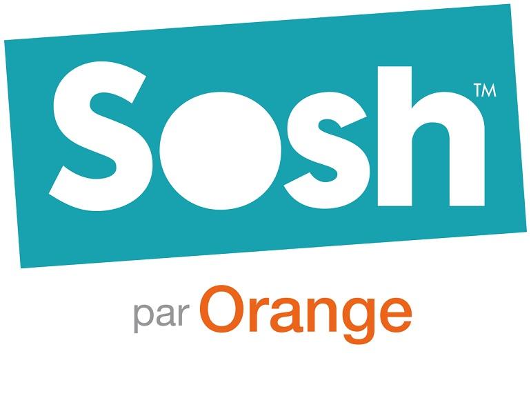 Code promo Sosh : Forfait mobile illimité + 20Go à 4,99€/mois ou 50Go à 9,99€/mois pendant 1 an