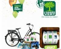 L'Arbre Vert: 1 carte cadeau Decathlon de 700€ à gagner