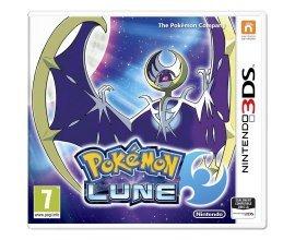 Auchan: Jeu 3DS Pokémon Lune à 19,99€