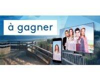 FranceTV: Un Téléviseur UHD 124cm Samsung + Un Smartphone iPhone 8 64Go à gagner