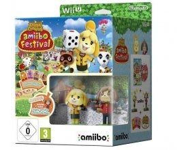 Boulanger: Jeu Nintendo Wii U Animal Crossing Amiibo Festival Edition Limitée à 5€