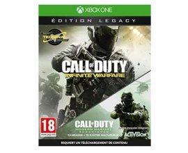 Amazon: Jeu XBOX One - Call Of Duty: Infinite Warfare Edition Legacy, à 14,69€ au lieu de 89,99€