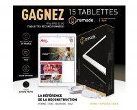 Magazine Maxi: 1 tablette iPad Pro 32Go Reconditionnée à gagner