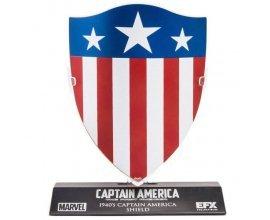 Zavvi: Réplique du bouclier de Captain America (10cm) à 5,99€