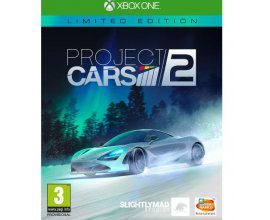 Auchan: Jeu XBOX One - Project Cars 2 Limited Edition, à 19,99€ au lieu de 39,99€