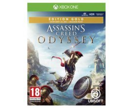 Micromania: Jeu XBOX One - Assassin's Creed Odyssey Edition Gold, à 99,99€ + Accès anticipé Offert