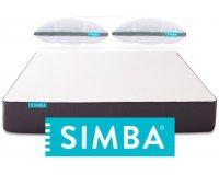 Simba Matelas: 2 oreillers à mémoire de forme offerts pour tout achat d'un matelas Simba Hybrid