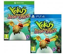 Micromania: Jeu Yoku's Island Express PS4 / Xbox One à 19,99€