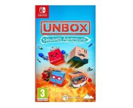Fnac: Jeu NINTENDO Switch - Unbox Newbie's Adventure, à 19,99€ au lieu de 29,99€
