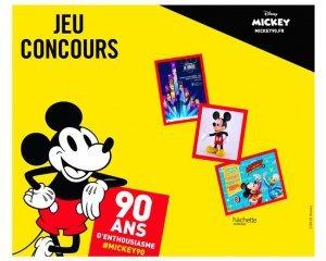 """Orchestra: 1 séjour à Strasbourg pour """"Disney en Concert"""", 10 statues Mickey, 10 valisettes Mickey à gagner"""
