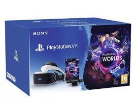 Amazon: Bundle PS4 - PS VR V2 + Camera + VR Worlds (Voucher), à 218,89€ au lieu de 299,99€
