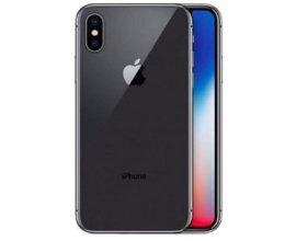 Amazon: Apple iPhone X 64Go Gris Sidéral à 869€