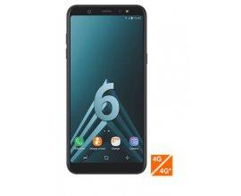 Sosh: Smartphone Samsung Galaxy A6+ 6'' Full HD Super AMOLED à 199€ au lieu de 299€ (dont 50€ via ODR)