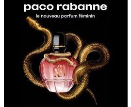 Nocibé: 1 échantillon gratuit du parfum Pure XS de Paco Rabanne