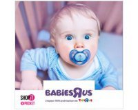 Showroomprive: [App] 15€ offerts dès 100€ d'achat chez Babies'R'Us