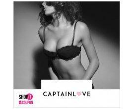 Showroomprive: Payez 1€ pour 20€ de bon d'achat chez Captain Love