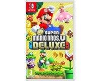 Cdiscount: [Précommande] Jeu Nintendo Switch New Super Mario Bros U Deluxe à 49,99€