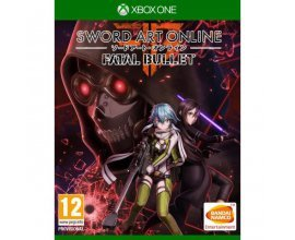 Cdiscount: Jeu Xbox One Sword Art Online - Fatal Bullet à 24,99€