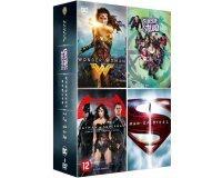 Fnac: Coffret DC Comics Blu-ray 4K Ultra HD (4 films) à 34,99€