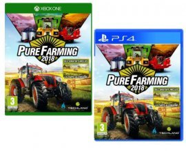 Boulanger: Jeu Pure Farming 2018 Day One Edition pour PS4 / Xbox One à 14,99€