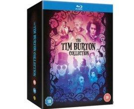 Zavvi: BluRay - The Tim Burton Collection, à 14,99€ au lieu de 24,99€