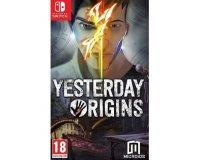 Rakuten: Jeu NINTENDO Switch - Yesterday Origins, à 21,99€ au lieu de 39,99€