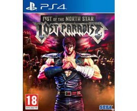 Auchan: [Précom.] Jeu PS4 - Fist of the North Star:Lost Paradise Kenshiro Edition,à 44,99€ au lieu de 59,99€