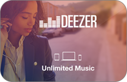 Code promo Deezer : 8% de remise cumulable avec les promotions