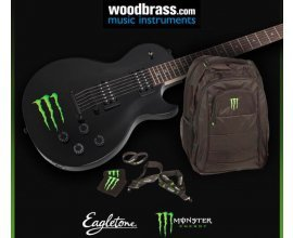 Woodbrass: Une guitare Eagletone Monster Energy à gagner