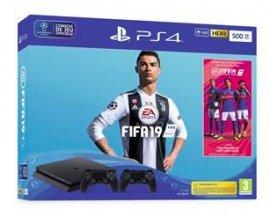 Fnac: 50€ de réduction sur les packs PS4 et PS4 Pro + FIFA 19