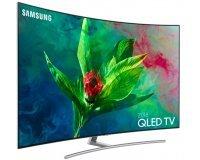 "Boulanger: TV 4K UDH incurvée 140cm (55"") SAMSUNG QLED QE55Q8C 2018 à 1190€ (dont 300€ via ODR)"