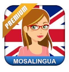 """Code promo Google Play Store : Application mobile """"Apprendre l'Anglais rapidement - MosaLingua"""" gratuite sur Android"""