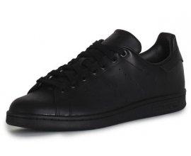 Cdiscount: Baskets Adidas Stan Smith Mixte en Cuir Noir à 64,99€