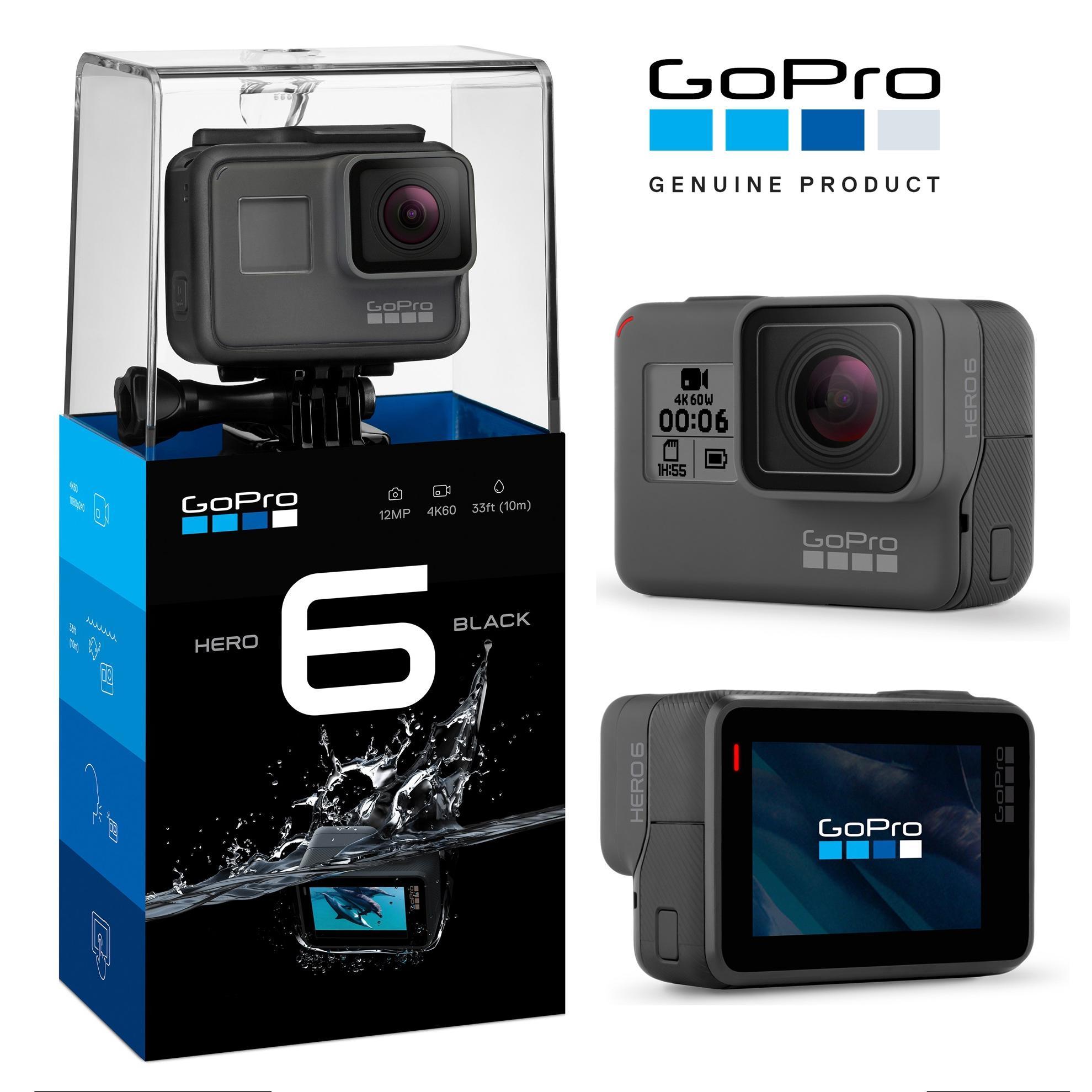 Code promo MMA : Une caméra Go pro HERO6 à gagner