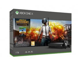 Boulanger: Console XBOX One X 1 To Playerunknown's Battlegrounds (PUBG), à 449€ au lieu de 499€