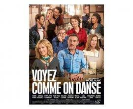 Femme Actuelle: A gagner: 100 places de cinéma pour le film Voyez comme on danse