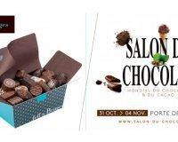 Serengo: 8 lots gourmands à gagner avec le salon du chocolat