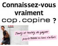 Grazia: 1 bon d'achat cop.copine de 300€ à gagner