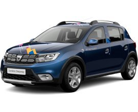 "Dacia: 1 Dacia ""Sandero Stepway. TCe 90 Very Limited Edition"" à gagner"
