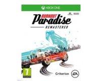 Cdiscount: Jeu XBOX One - Burnout Paradise Remastered, à 16,19€ au lieu de 39,99€