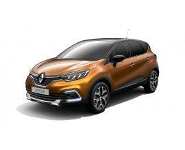 Renault: 1 voiture Renault CAPTUR TCe 90 - Orange Atacama - avec option roue de secours à gagner