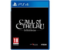 Rakuten: [Précommande] Jeu PS4 - Call of Cthulhu The Official Video Game, à 49€ au lieu de 59,99€