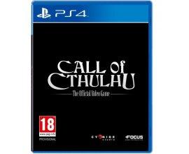 Rakuten: [Précommande] Jeu PS4 - Call of Cthulhu The Official Video Game, à 49€ au lieu de 59,99€