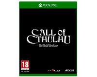 Rakuten: [Précommande] Jeu XBOX One - Call of Cthulhu The Official Video Game, à 49€ au lieu de 59,99€