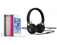 Darty: 70€ de réduction pour l'achat simultané d'un iPod 64Go et d'un casque audio Beats EP