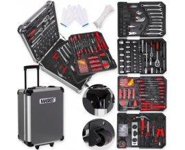 Cdiscount: Valise multi outils MASKO 725 pièces noir à 69,99€